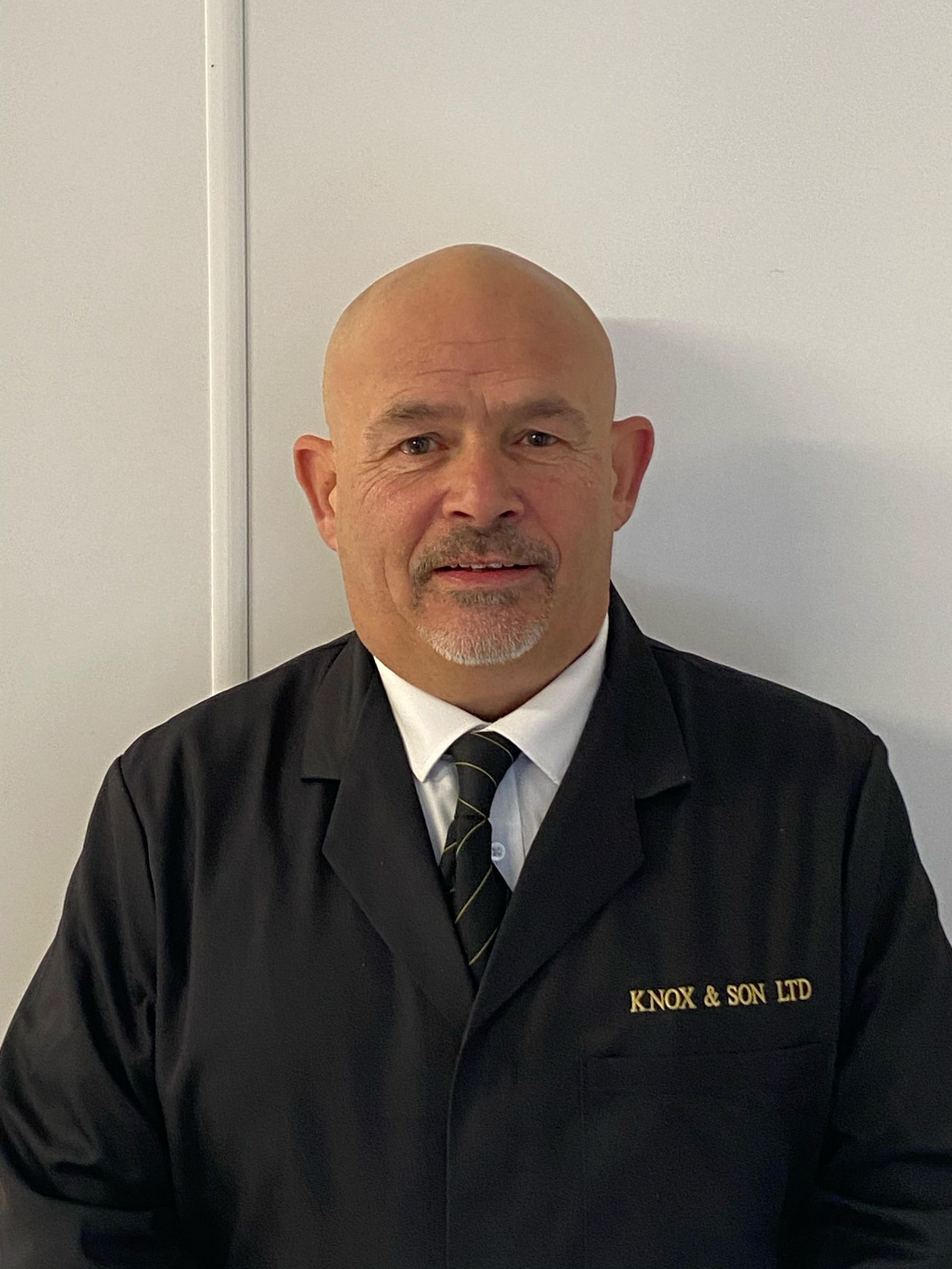 Barrie Williams Funeral Operative